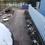 Vorplatz, Wege und Gartenterrasse neu pflastern